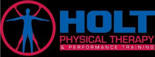 HOLT PHYSICAL THERAPY & PERFORMANCE TRAINING trademark