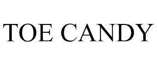 TOE CANDY trademark