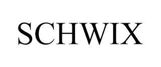 SCHWIX trademark