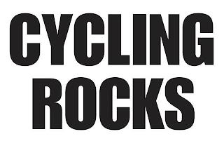 CYCLING ROCKS trademark