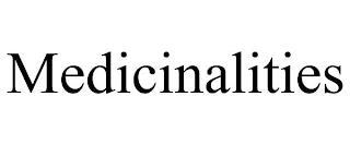 MEDICINALITIES trademark