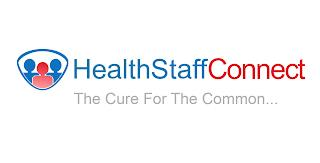 HEALTHSTAFFCONNECT THE CURE FOR THE COMMON... trademark