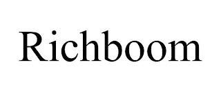 RICHBOOM trademark