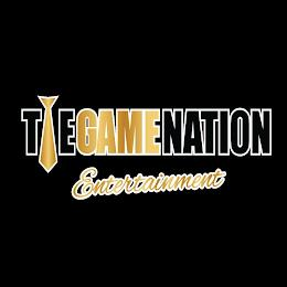 TIEGAMENATION ENTERTAINMENT trademark