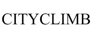 CITYCLIMB trademark