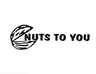 NUTS TO YOU trademark