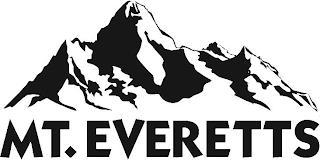 MT, EVERETTS trademark