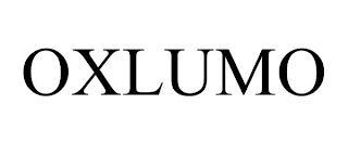 OXLUMO trademark
