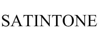 SATINTONE trademark