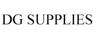 DG SUPPLIES trademark