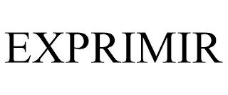 EXPRIMIR trademark