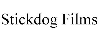 STICKDOG FILMS trademark