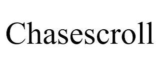 CHASESCROLL trademark