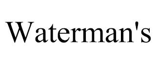 WATERMAN'S trademark