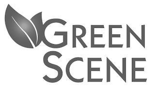 GREEN SCENE trademark