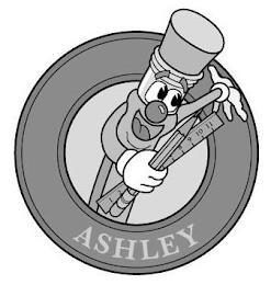 ASHLEY trademark