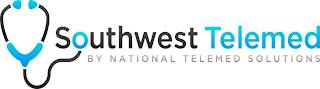 SOUTHWEST TELEMED BY NATIONAL TELEMED SOLUTIONS trademark