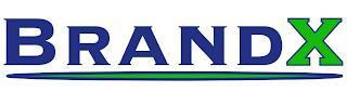 BRANDX trademark