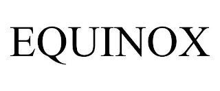 EQUINOX trademark