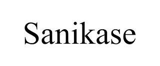 SANIKASE trademark