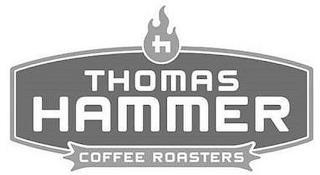 H THOMAS HAMMER COFFEE ROASTERS trademark