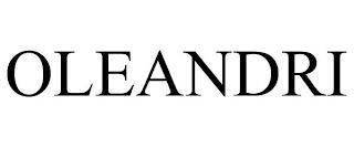 OLEANDRI trademark