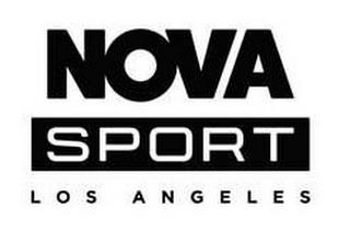 NOVA SPORT LOS ANGELES trademark