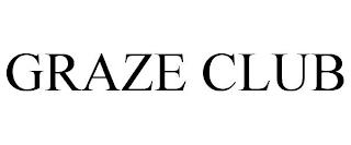 GRAZE CLUB trademark