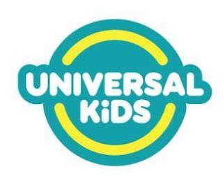 UNIVERSAL KIDS trademark