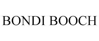 BONDI BOOCH trademark