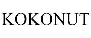 KOKONUT trademark