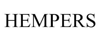 HEMPERS trademark