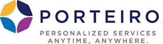 PORTEIRO PERSONALIZED SERVICES ANYTIME, ANYWHERE. trademark