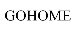 GOHOME trademark