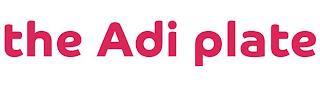 THE ADI PLATE trademark