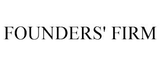 FOUNDERS' FIRM trademark