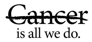 CANCER IS ALL WE DO. trademark