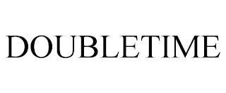 DOUBLETIME trademark