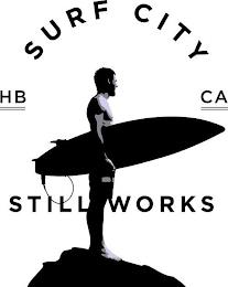SURF CITY STILL WORKS HB CA trademark