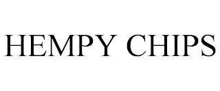 HEMPY CHIPS trademark