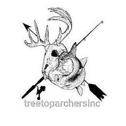 TREETOPARCHERSINC trademark