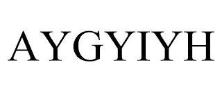 AYGYIYH trademark