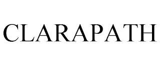 CLARAPATH trademark