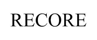 RECORE trademark