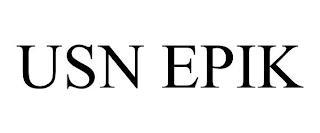 USN EPIK trademark