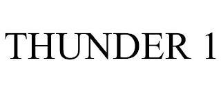 THUNDER 1 trademark