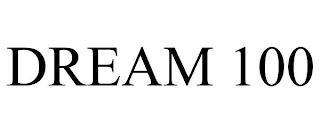DREAM 100 trademark