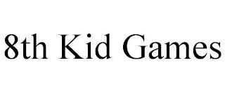 8TH KID GAMES trademark