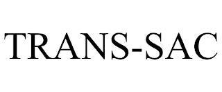 TRANS-SAC trademark