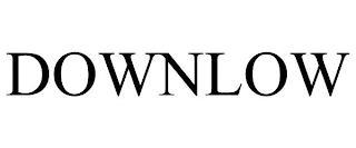 DOWNLOW trademark